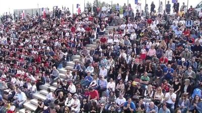 TED'den 15 bin kişilik geçit töreni - ANKARA