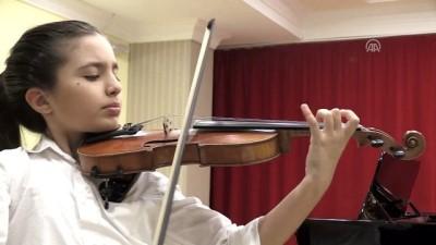 11 yaşında müzikteki başarısıyla adından söz ettiriyor - ADANA