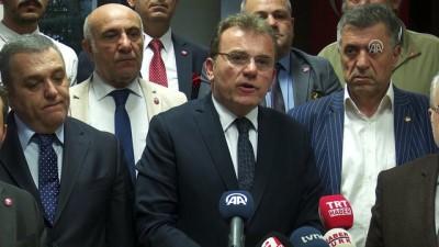 Adalet Partisi Genel Başkanı Öz, 100 bin imzayla cumhurbaşkanı adayı olmak için başvuru yaptı - ANKARA