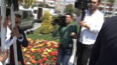 AK Parti İzmir'de yeni yönetim göreve başladı