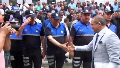 Alaşehir'de Ali Uçak belediye başkanı oldu - MANİSA