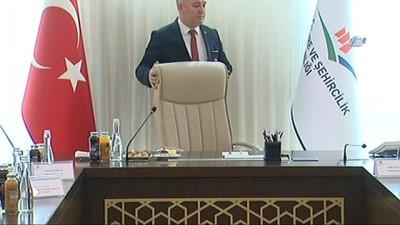 deprem -  Çevre ve Şehircilik Bakanı Özhaseki: 'Neredeyse nüfusumuzun 3'te 2'si deprem bölgelerinde ve bu riski taşıyan yerlerde yaşıyor'