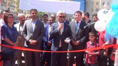 Cizre'de kitap fuarı açıldı