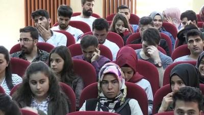 'Üniversite Buluşmaları' konferansı - Başbakanlık Kamu Diplomasisi Koordinatörü Öztürk - MALATYA