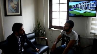 Üniversiteli gençten AK Parti'ye 'aday adaylığı' başvurusu - MUĞLA