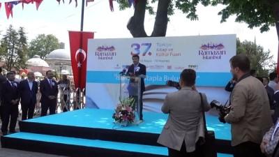 '37. Türkiye Kitap ve Kültür Fuarı' - İSTANBUL