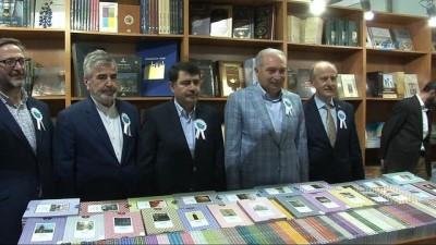 37.Türkiye Kitap ve Kültür Fuarı kitapseverlere kapılarını açtı