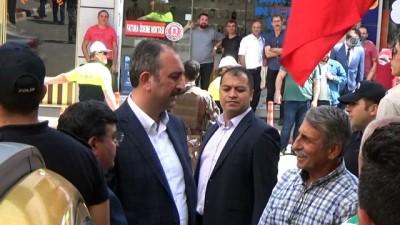 Adalet Bakanı Abdülhamit Gül'den, Muharrem İnce'ye cevap
