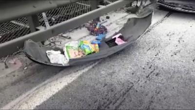 Anadolu Otoyolu'nda trafik kazası: 4 yaralı - KOCAELİ