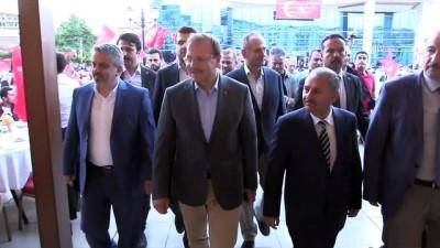 Başbakan Yardımcısı Çavuşoğlu: 'Kudüs meselesi 1,5 milyar Müslümanın her birinin imani meselesidir'' - BURSA