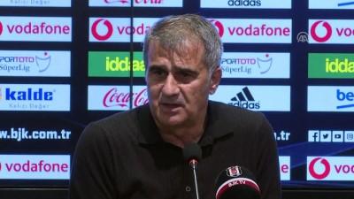 Beşiktaş - Sivasspor maçının ardından - Şenol Güneş (2) - İSTANBUL