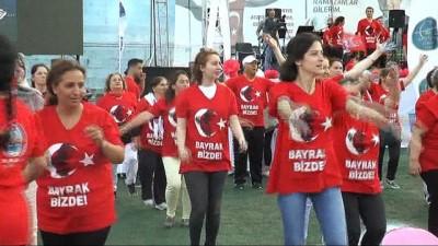 Büyükçekmece'de 19 Mayıs etkinlikleri dolu dolu kutlandı