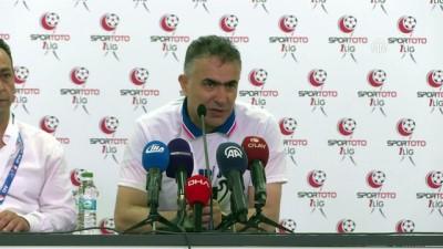 Büyükşehir Belediyesi Erzurumspor-Gazişehir Gaziantep maçının ardından - Mehmet Altıparmak (2) - BURSA