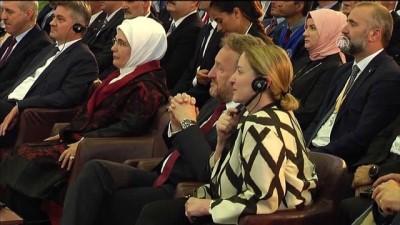 """Cumhurbaşkanı Erdoğan: """"Birileri Türkiye'nin Balkan ülkeleriyle güçlü iş birliğinden rahatsızlık duyuyorlar"""" - SARAYBOSNA"""