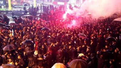 'Dadaşlar'ın Süper Lig sevinci - ERZURUM