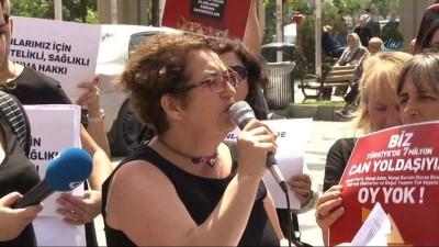 Hayvan Hakları Savunucuları'ndan Bakırköy Belediyesi'ne tepki