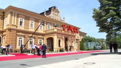 Karadağ Cumhurbaşkanı Djukanovic yemin ederek göreve başladı - CETİNJE