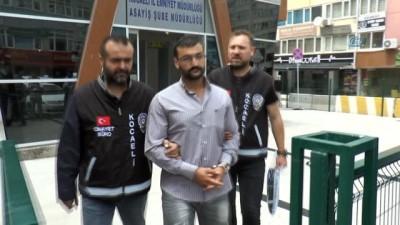 Kocaeli'de gerçekleşen cinayete yardım eden şahıs Bursa'da yakalandı Haberi