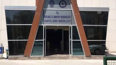 Kocaeli'deki cinayet şüphelisi gözaltında Haberi