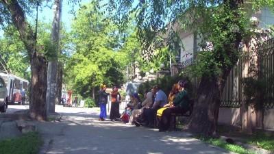 TDV'den Türkiye'de okumak isteyen öğrencilere mülakat - BİŞKEK