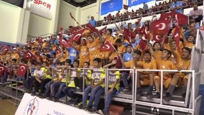 Türkiye-Ukrayna voleybol maçının ardından - ŞANLIURFA