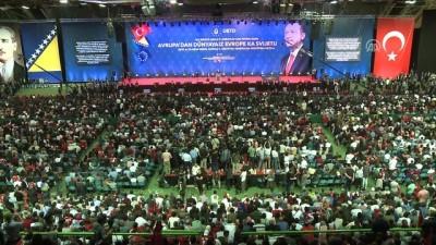 UETD 6. Olağan Genel Kurulu - UETD Genel Başkanı Zafer Sırakaya - SARAYBOSNA