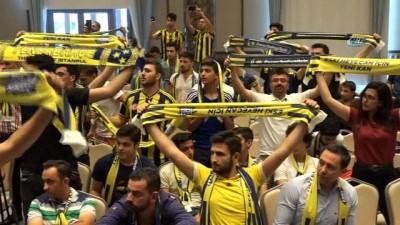Ali Koç: 'Özlenen Fenerbahçe'yi en kısa sürede geri getirmek için yola çıktık'