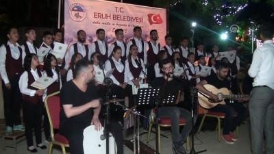 Eruh Belediyesinden ramazan etkinliği - SİİRT