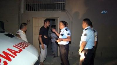 maskeli hirsiz -  Ev sahibi sahura kalktığı sırada evine giren hırsız tarafından bıçaklandı