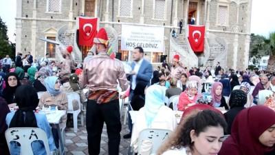 Gelibolu Mevlevihanesi'nde iftar - ÇANAKKALE