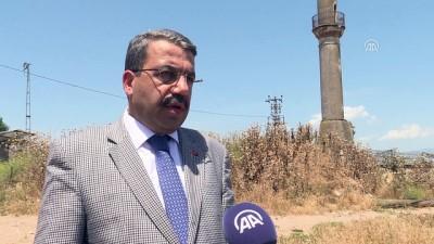 İzmir'in 'yalnız minaresi' camisine kavuşacak