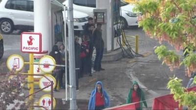 Kars'ta sağanak yağış hayatı olumsuz etkiledi