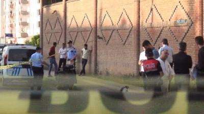 Kilis'te Trafik Kazası 1 ölü, 1 yaralı