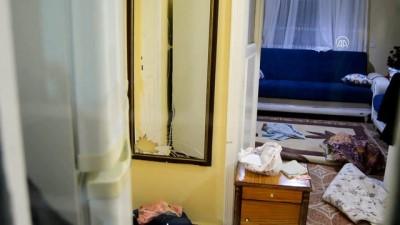 Öldürdüğü anne ve babasının cesedini halıya sardı - GAZİANTEP