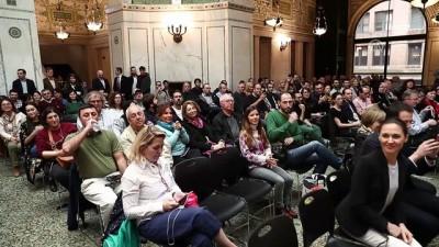 """Tarihçi Ortaylı ABD'de """"Osmanlı ve İstanbul'un Fethi"""" konferansı verdi - CHICAGO"""