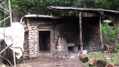 kanald - 155 yıllık taş değirmende tahin üretimi - HAKKARİ