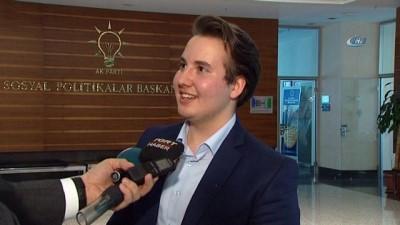 """18 yaşındaki milletvekili adayı Duruay: """"Meclis'in yaş ortalaması çok yüksek ve 18 yaşındakilerin halini anlayamazlar"""" Haberi"""