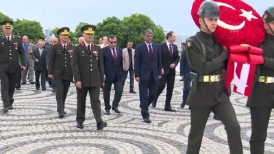 5. Cumhurbaşkanı Cevdet Sunay mezarı başında anıldı - ANKARA