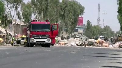 Afganistan'da bomba yüklü araçla saldırı: 16 ölü - KANDAHAR Haberi