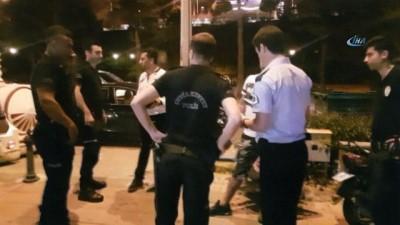 Alanya polisinden Ramazan Bayramı öncesi sıkı denetim