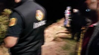 Artvin'de kayıp şahıslar derede aranıyor