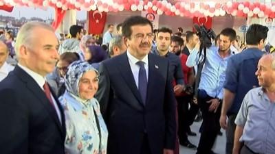 Bakan Zeybekci, AK Parti milletvekilliği listelerini değerlendirdi