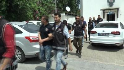 Bodrum'da suç örgütü çökertildi
