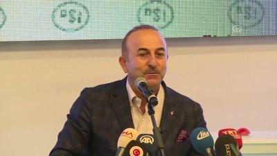 Çavuşoğlu: 'Hain darbe girişimi Türkiye'ye diz çöktürme projesiydi' - ANTALYA