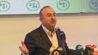 Çavuşoğlu: 'İsrail, estirdiği terörden dolayı hesap vermezse, aymazlığı giderek artıyor' - ANTALYA