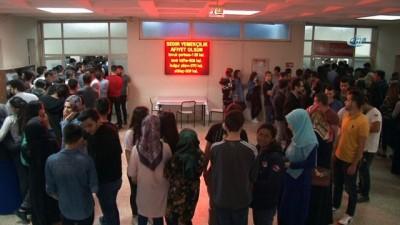 Cumhuriyet Üniversitesi'nde her gün 2 bin öğrenciye ücretsiz iftar yemeği veriliyor