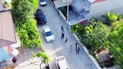 'Drone' destekli uyuşturucu operasyonu - DENİZLİ