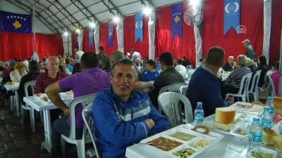 Eyüp Sultan Vakfından Priştine'de iftar - KOSOVA