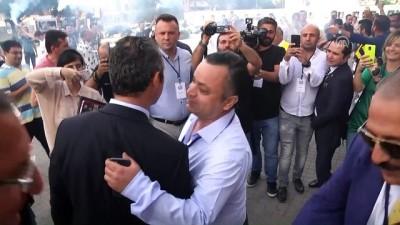 Fenerbahçe'nin başkan adayı Ali Koç, Antalya'da