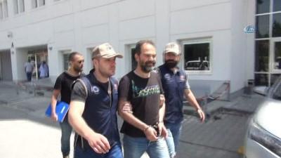 Kaset kumpası firarisi ve eşi Eskişehir'de yakalandı
